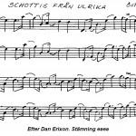 Schottis från Ulrika