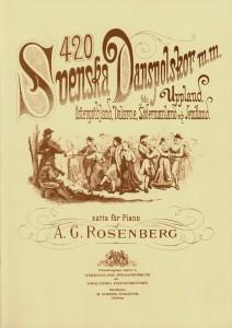 Rosenberg, titelsida